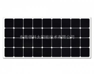 太阳能发电板