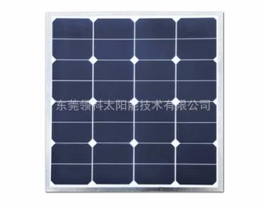 太阳能板灯